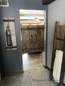 New Swinging Barn Doors