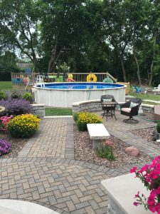Thoughts on a swimming pool and unique gift idea