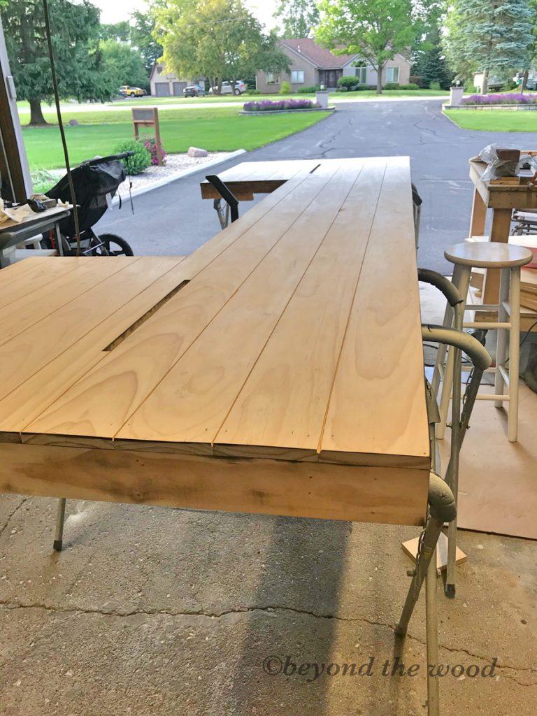 beyond the wood diy headboard