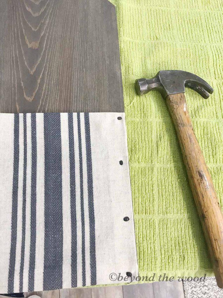 Beyond the Wood DIY Wall Wood Pocket