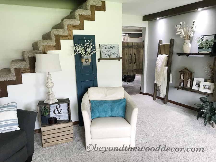 Beyond the Wood Living room paint