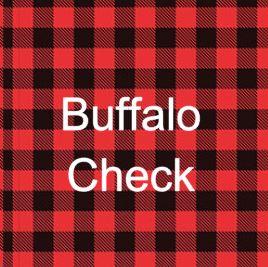 Beyond the Wood DIY buffalo check stand