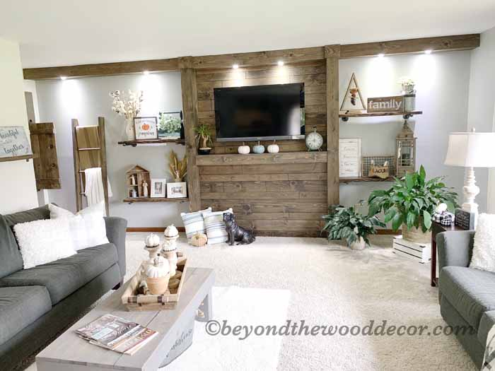 Beyond the Wood living room