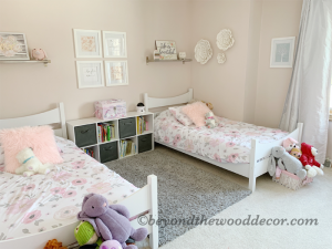 Little Girls Room Idea