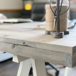 Beyond the Wood DIY desk